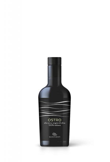 Olio Ostro in bottiglia da 500ml