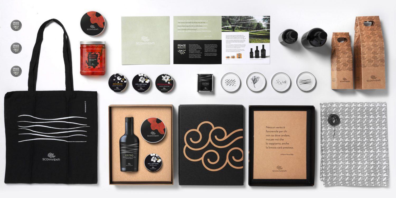 Design di tutti i prodotti Scovaventi