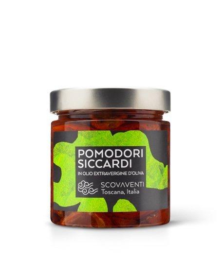 pomodori siccardi